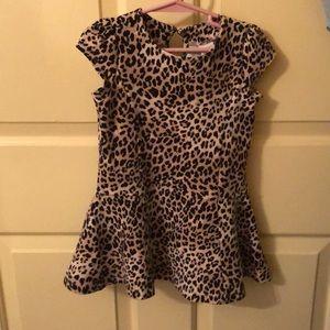 Super cute leopard print dress